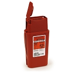 Sage Portable Biohazard Container - 1 qt.