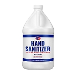 Hand Sanitizer - 80% Alcohol - Liquid, Unscented - 1 Gallon Refill