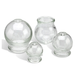 Fire Cup Glass Jars