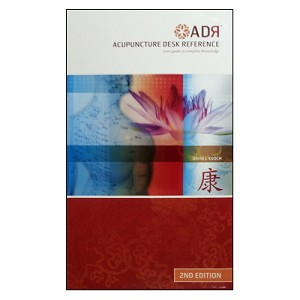 Acupuncture Desk Reference - Volume 1 - 2nd EDITION