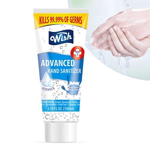 WISH Hand Sanitizer with Vitamin E